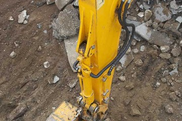 Výstavba kanalizace, vodovodní přípojky